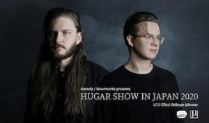 Hugar live in Japan